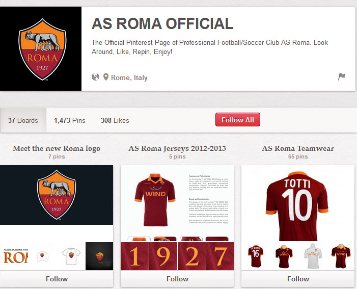 as-roma-pinterest case history