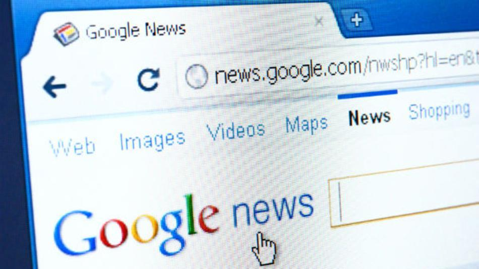 La newsletter di Google News