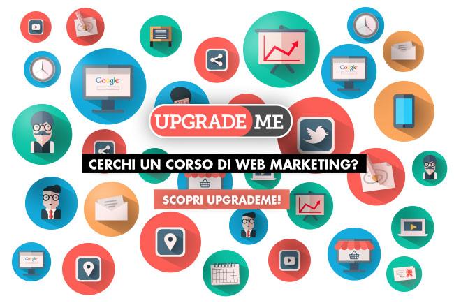 corsi di web marketing
