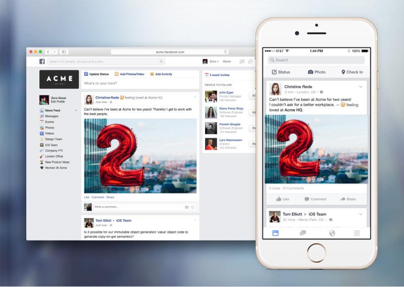 facebook-intranet