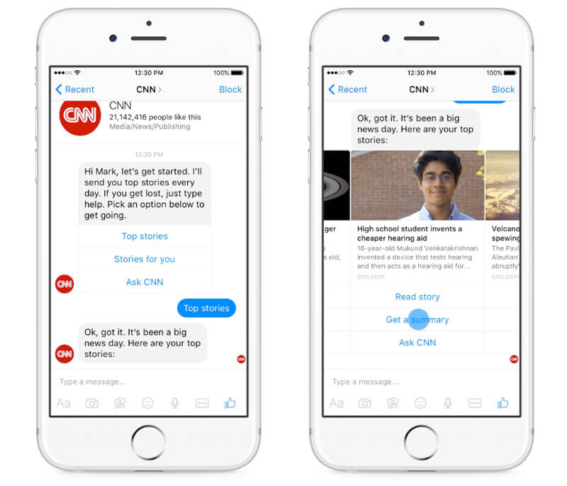 Digital-marketing-news-bot-cnn