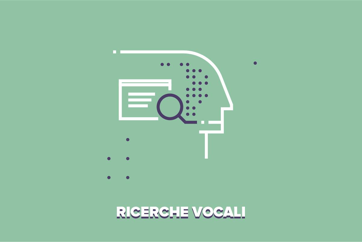 Ricerche Vocali