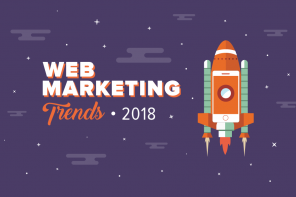 Web Marketing Trends 2018: 6 consigli per migliorare il tuo Digital Marketing