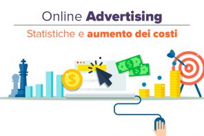 Online Advertising: statistiche e consigli per contrastare l'aumento dei costi di Adwords, Facebook Ads e Amazon