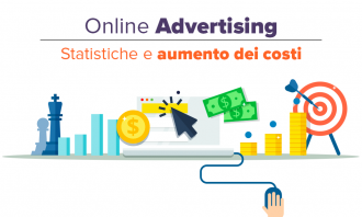 online advertising: statistiche, costi e considerazioni