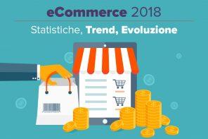 Ecommerce nel 2018: statistiche e trend per chi vuole aprire uno shop online