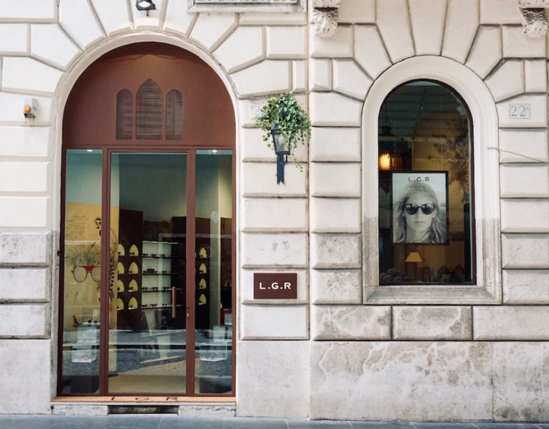 L.G.R. Flagship Store Roma