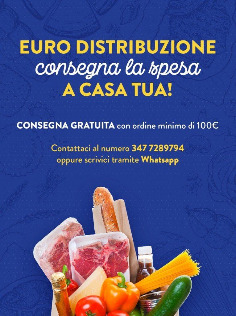 annuncio Eurodistribuzione Cash&Carry