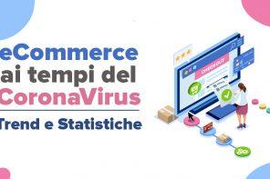 Come sta cambiando l'eCommerce a causa del CoronaVirus