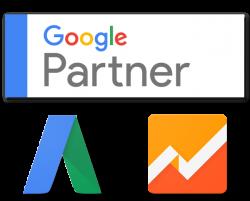 Badge Google AdWords e Analytics Certified Partner